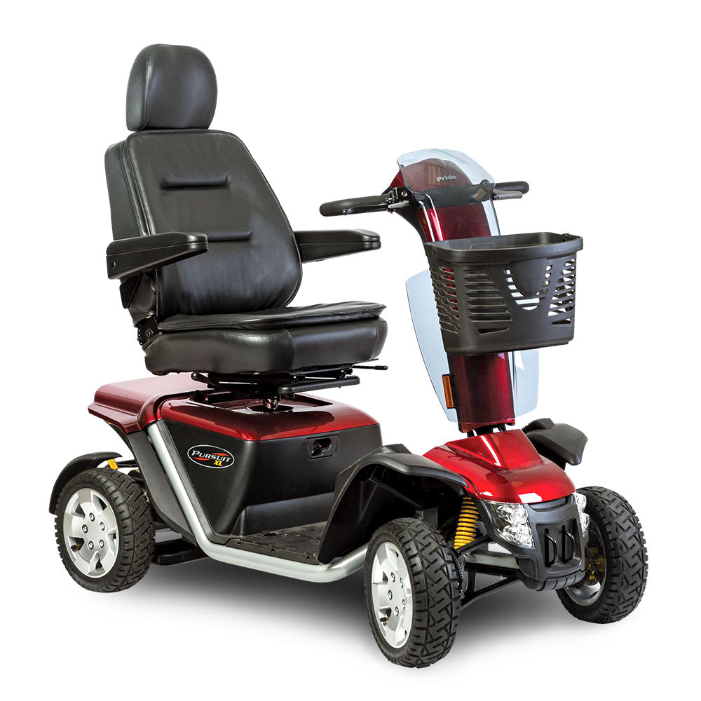 4-Wheel Mobility Scooters for Seniors