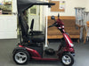 SOLD - Eclipse S940GTX - Interceptor XL - Pre-owned 4-Wheel Mobility Scooter  - SOLD