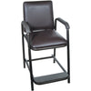 Hip High Chair with Padded Seat for post-hip surgery residents
