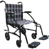 Fly Lite Ultra Lightweight Transport Wheelchair
