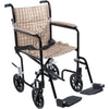 17 Flyweight Lightweight Transport Wheelchair