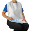 Lifestyle Terry Towel Bib for a spill-free eating or drinking