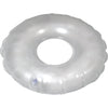 Inflatable Vinyl Ring Cushion for support and comfort