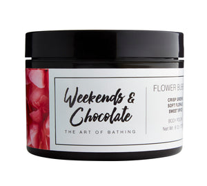 Flower Bubbles Body Polish