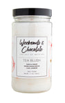 Tea Blush Salt Soak