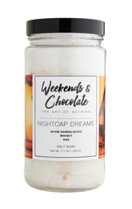 Nightcap Dreams Salt Soak