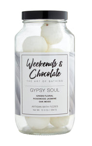 Gypsy Soul Bath Fizzies