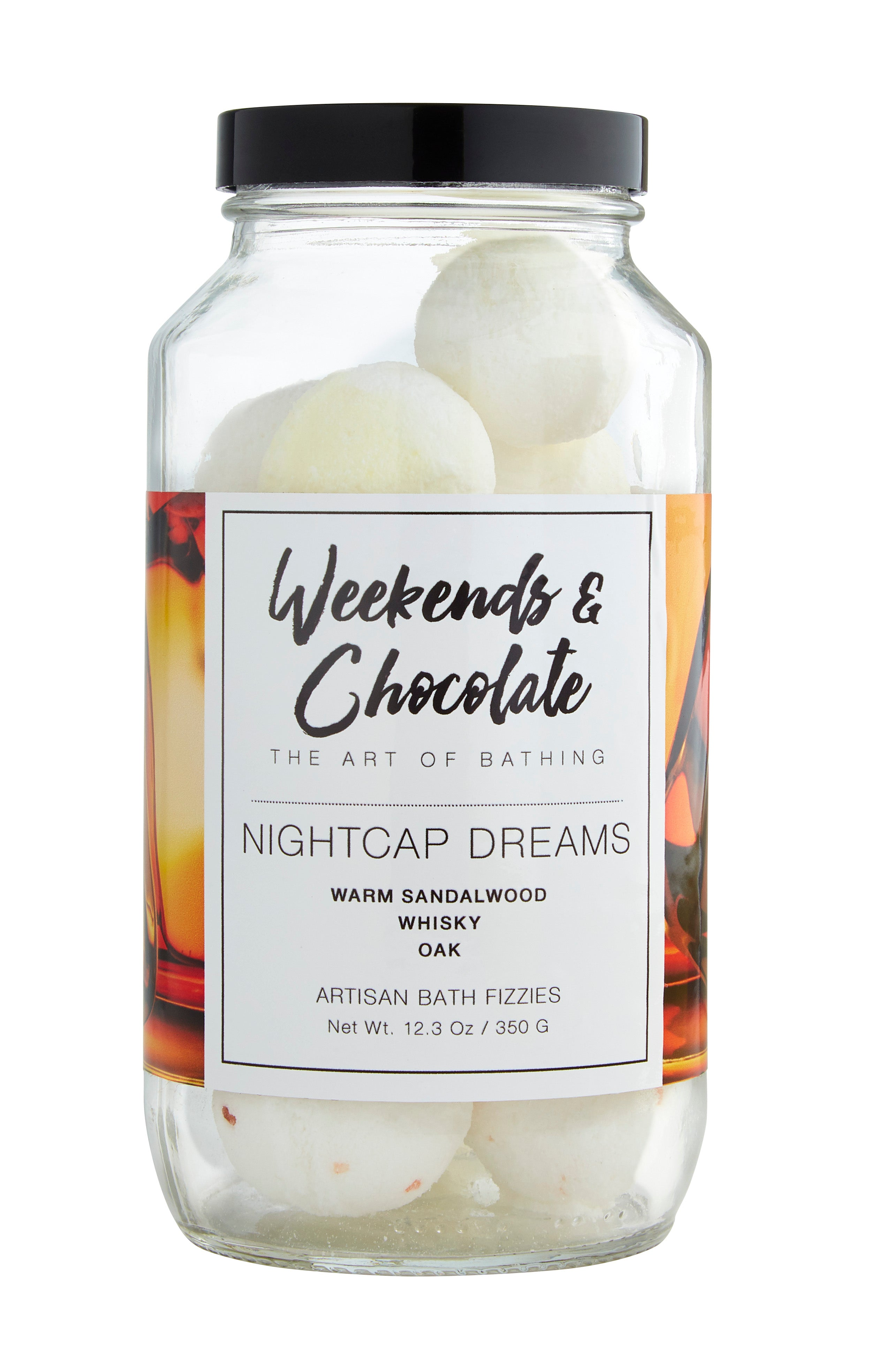 Nightcap Dreams Bath Fizzies