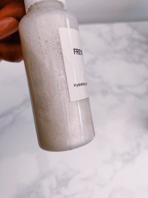 Prep & fix hydrating illuminating spray