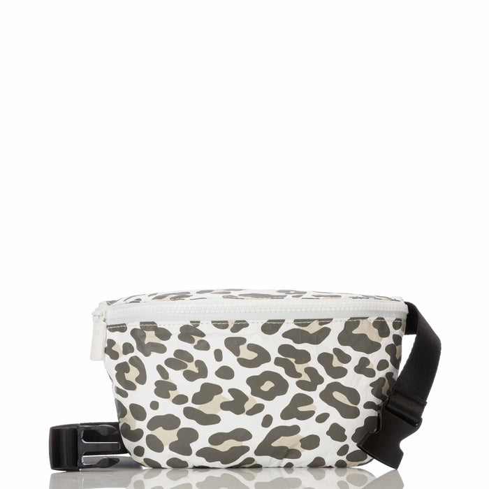 Mini Hip Pack // Snow Leopard