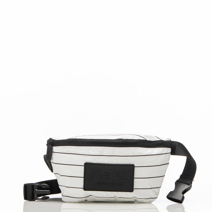 Mini Hip Pack // LeMU x Salt Gypsy Microstripe