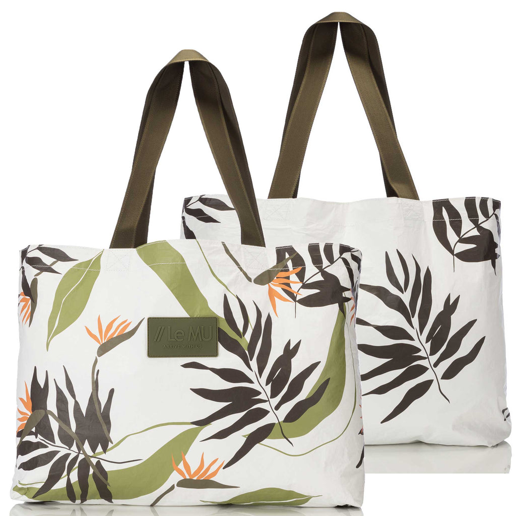Le Carryall // Painted Birds