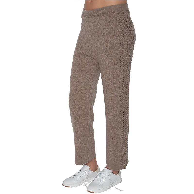 Dakota Cashmere Pants - New York Look fashion retail style designer brands like Uma