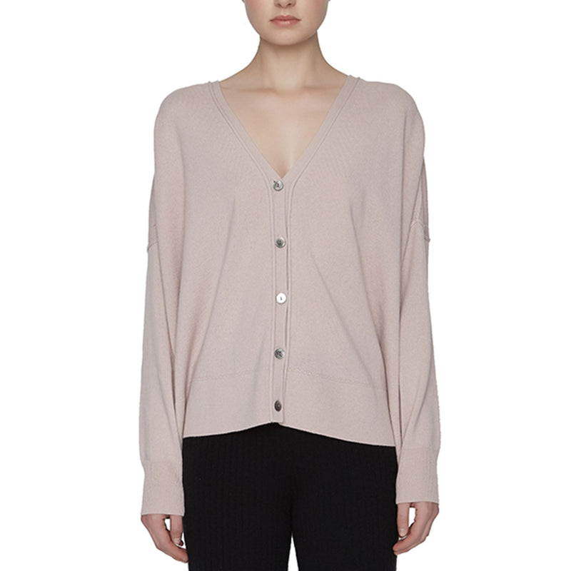 Evan Button Down Cardigan - New York Look fashion retail style designer brands like Uma