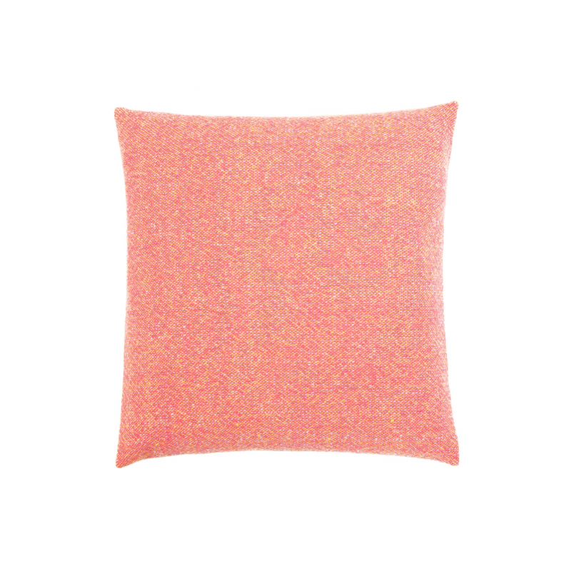 Integrate Handwoven Pink Cushion