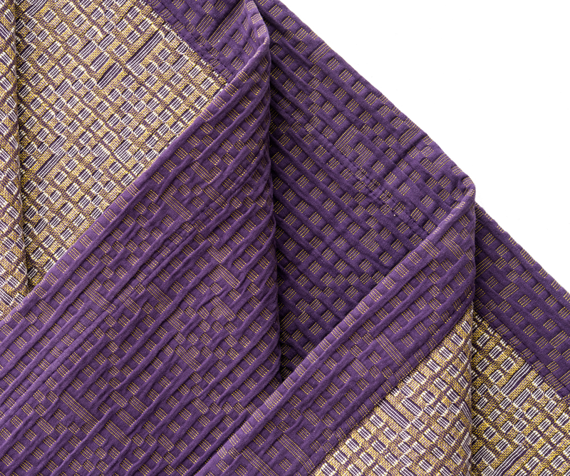 Mapping Bedspread Purple - New York Look fashion retail style designer brands like Uma