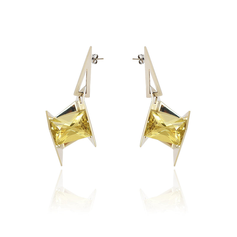 Fireworks - Citrine - New York Look fashion retail style designer brands like Uma