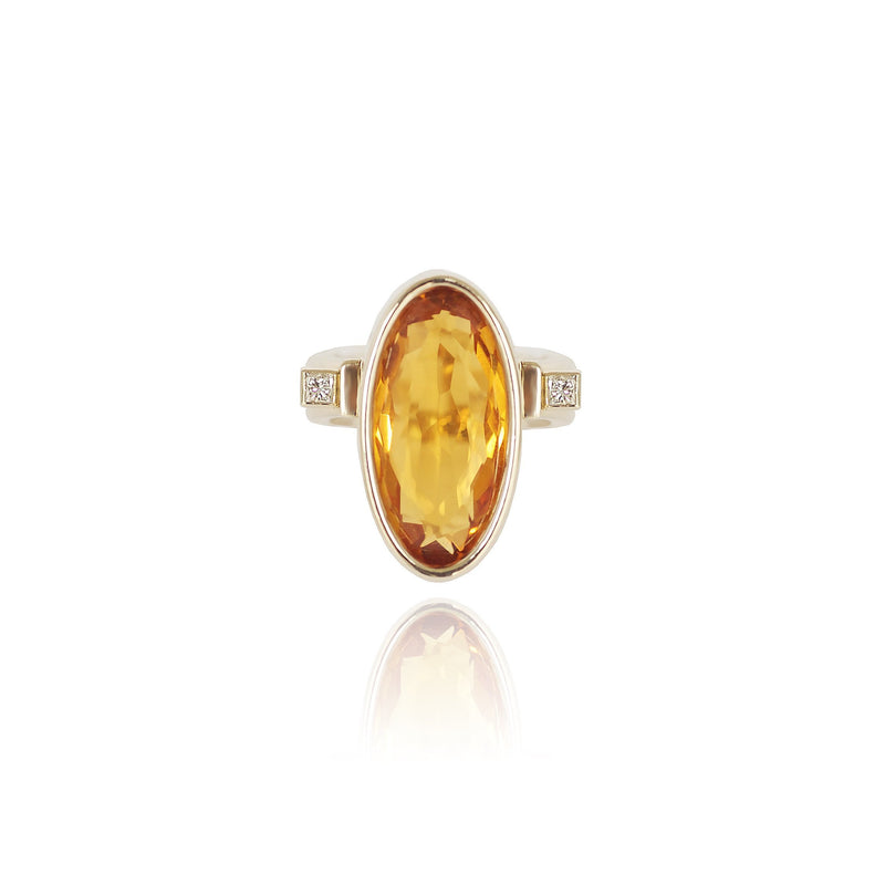 Earl - Citrine - New York Look fashion retail style designer brands like Uma
