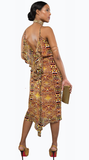 ANGELIQUE BATIK FROCK - New York Look fashion retail style designer brands like Uma