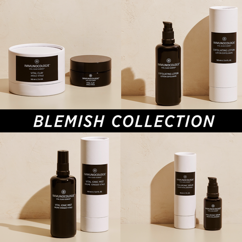Blemish Skin Collection - New York Look fashion retail style designer brands like Uma