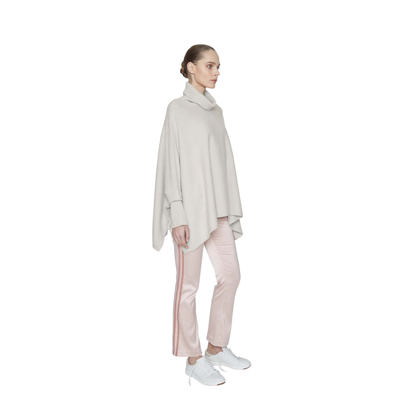 Lydia Oversized Cashmere Sweater With Batwing Sleeves - New York Look fashion retail style designer brands like Uma