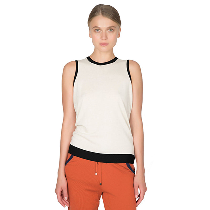 Ella Tank - New York Look fashion retail style designer brands like Uma