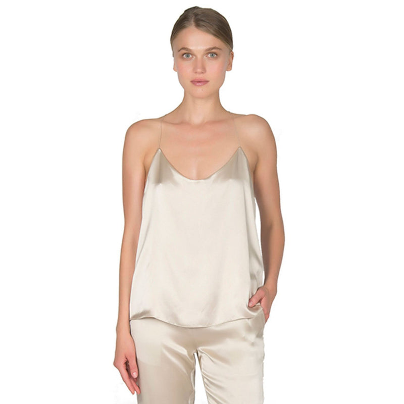 Vivian Camisole - New York Look fashion retail style designer brands like Uma