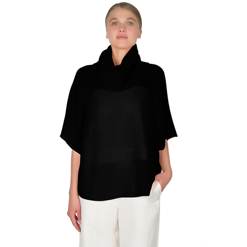 Collette Poncho - New York Look fashion retail style designer brands like Uma