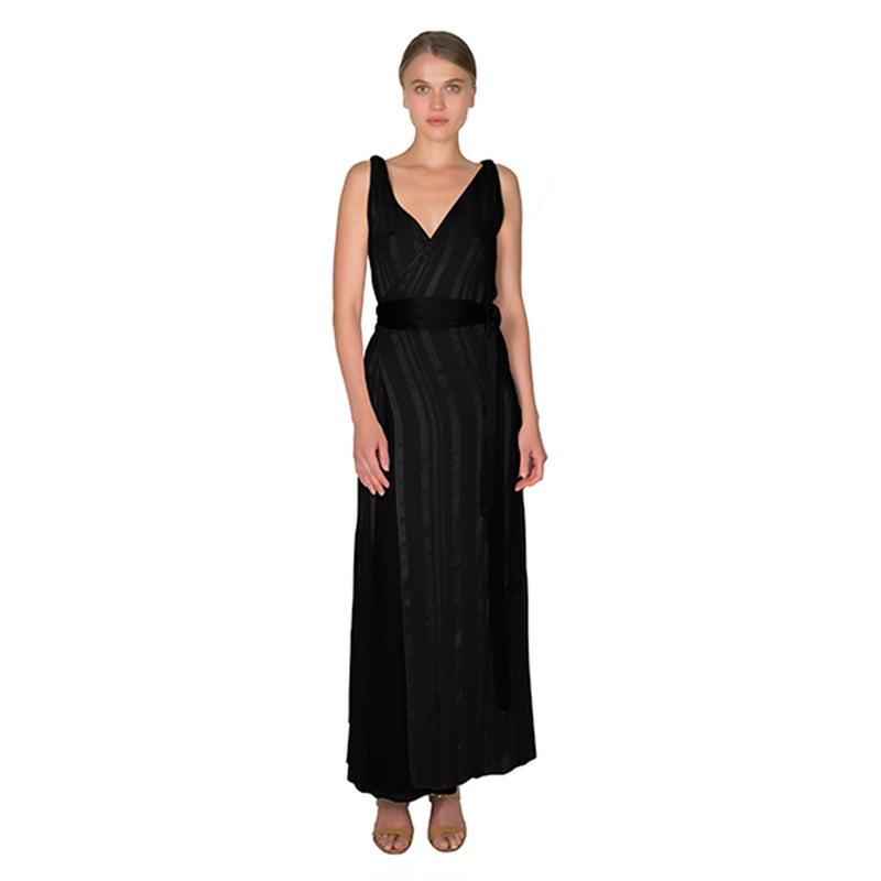 Hanna Reversible Wrap Dress - New York Look fashion retail style designer brands like Uma