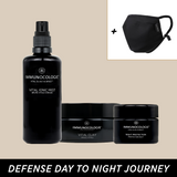 Defense Day to Night Journey Collection - New York Look fashion retail style designer brands like Uma