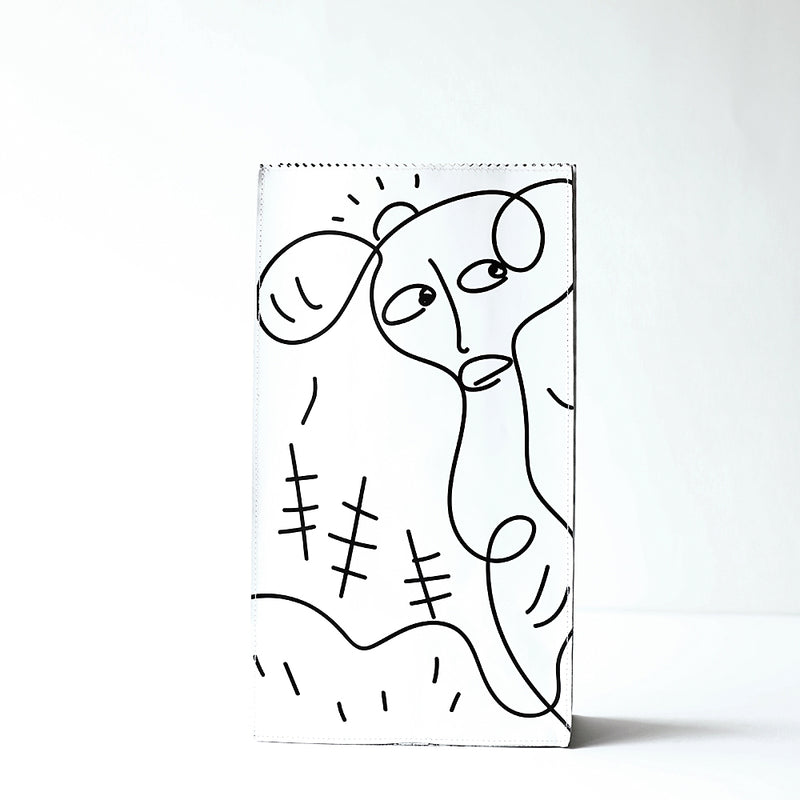 Shantell Martin - DS02 - New York Look fashion retail style designer brands like Uma