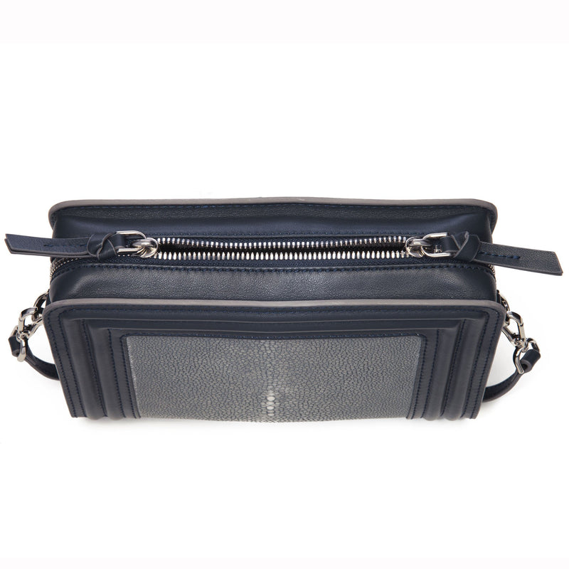 Nora Zip Cross Body - New York Look