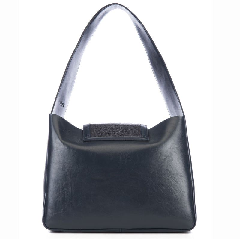 Eve Shoulder Tote - New York Look fashion retail style designer brands like Uma