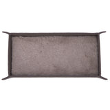 Valet Tray Shearling - New York Look fashion retail style designer brands like Uma