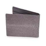 Men's Shagreen Billfold - New York Look fashion retail style designer brands like Uma