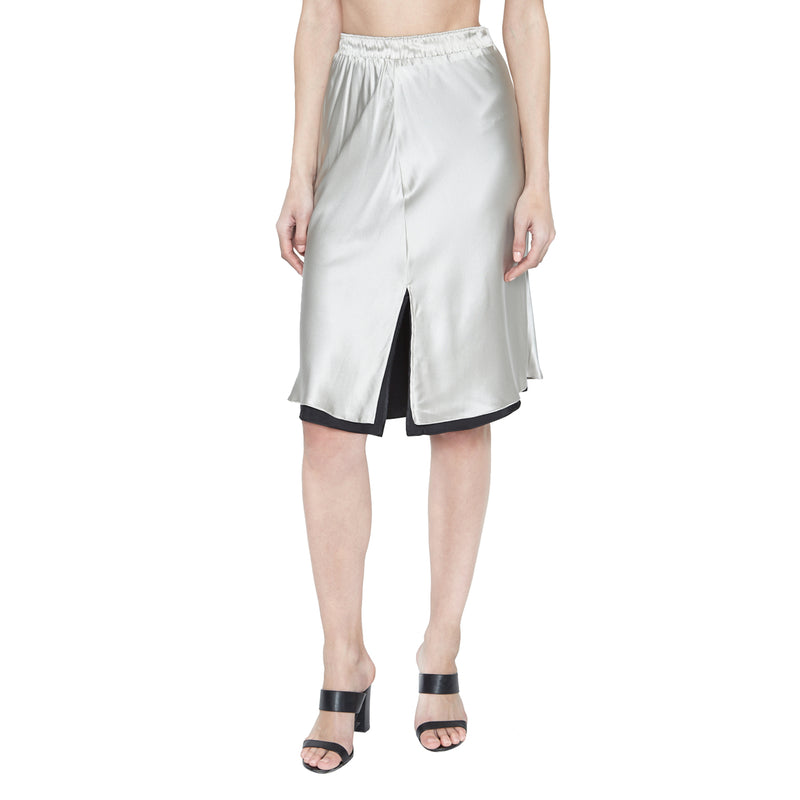 Gia Reversible Skirt - New York Look fashion retail style designer brands like Uma