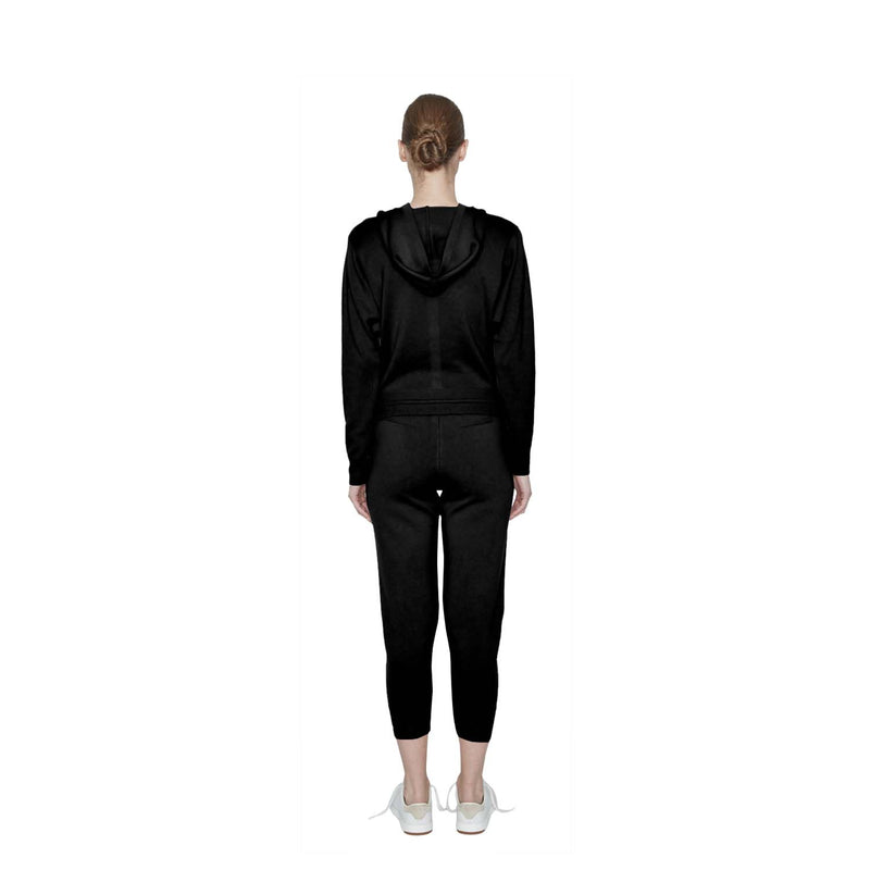 Eros Cashmere Hoodie - New York Look fashion retail style designer brands like Uma