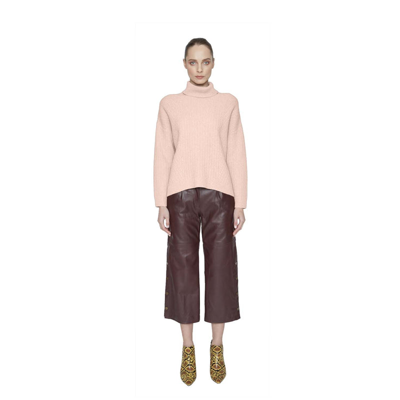 Emma Cashmere Pullover - New York Look fashion retail style designer brands like Uma