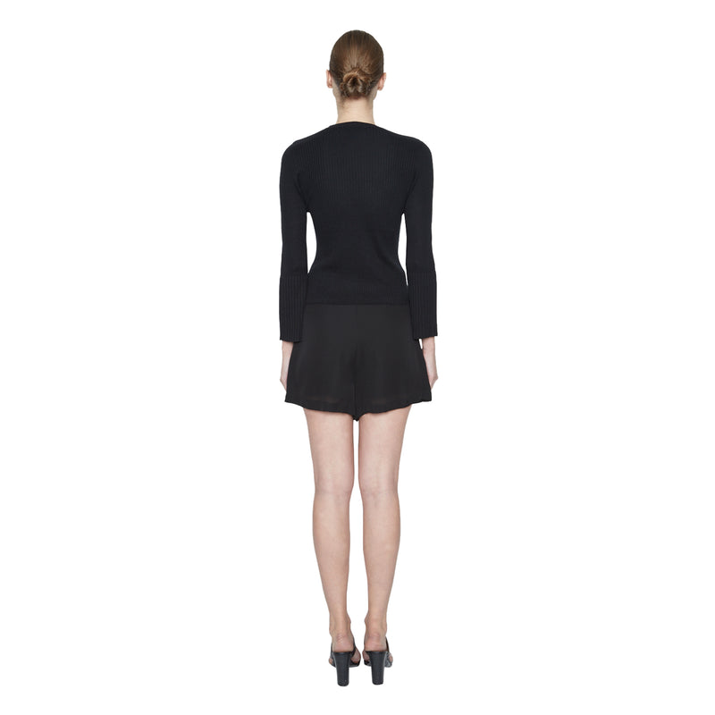 Scarlett Long Sleeve Top - New York Look fashion retail style designer brands like Uma