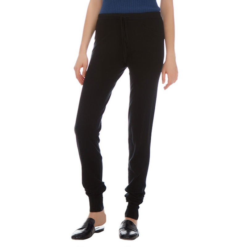 Joan Silk Cashmere Jogger - New York Look fashion retail style designer brands like Uma