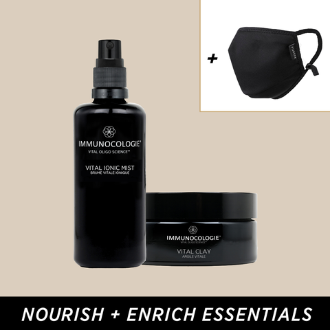 Nourish & Enrich Essentials Collection - New York Look fashion retail style designer brands like Uma