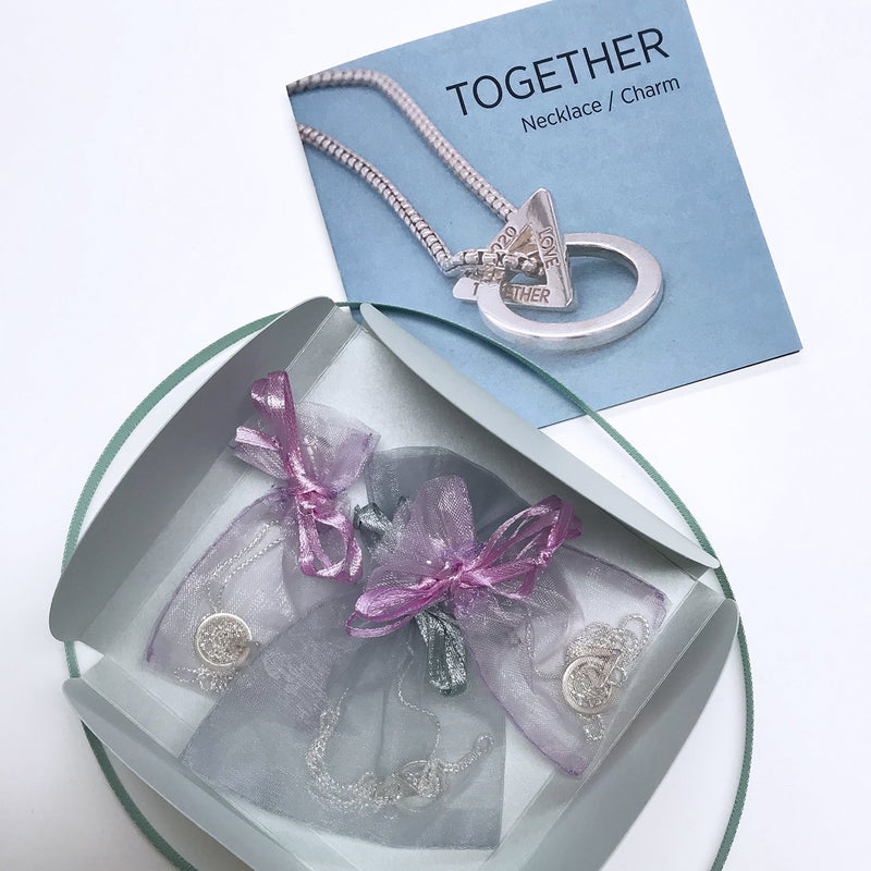 TOGETHER Necklace / Charm - New York Look fashion retail style designer brands like Uma