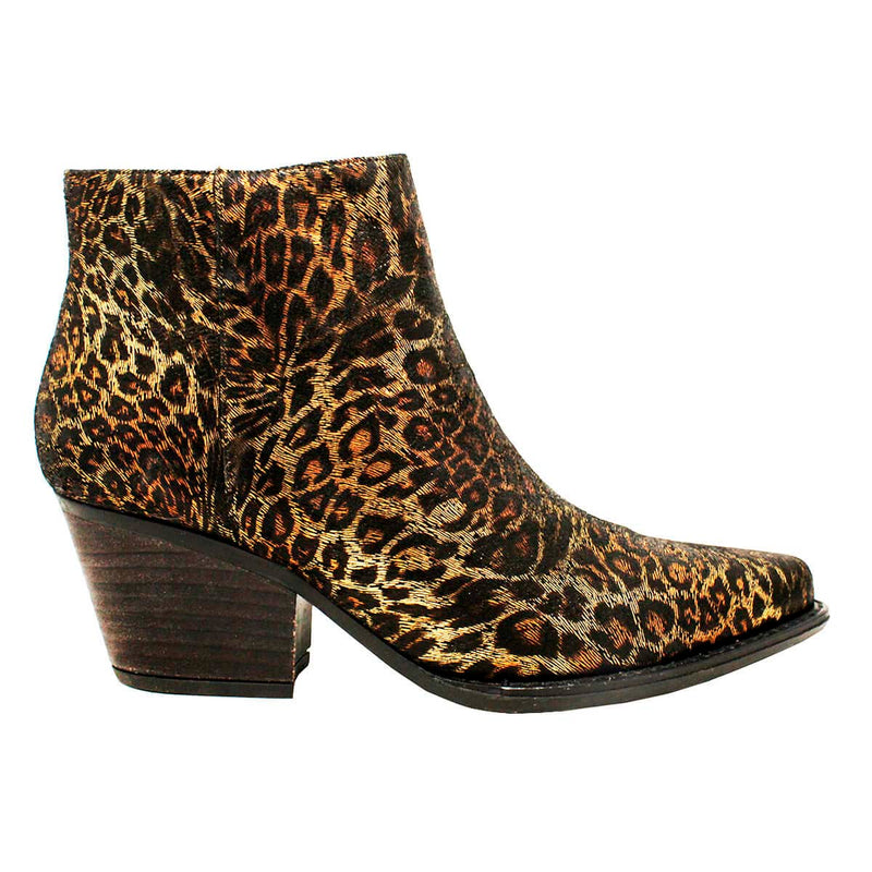 CLAIRE 60 - Regina Romero Women's Leather Ankle Boot - New York Look fashion retail style designer brands like Uma
