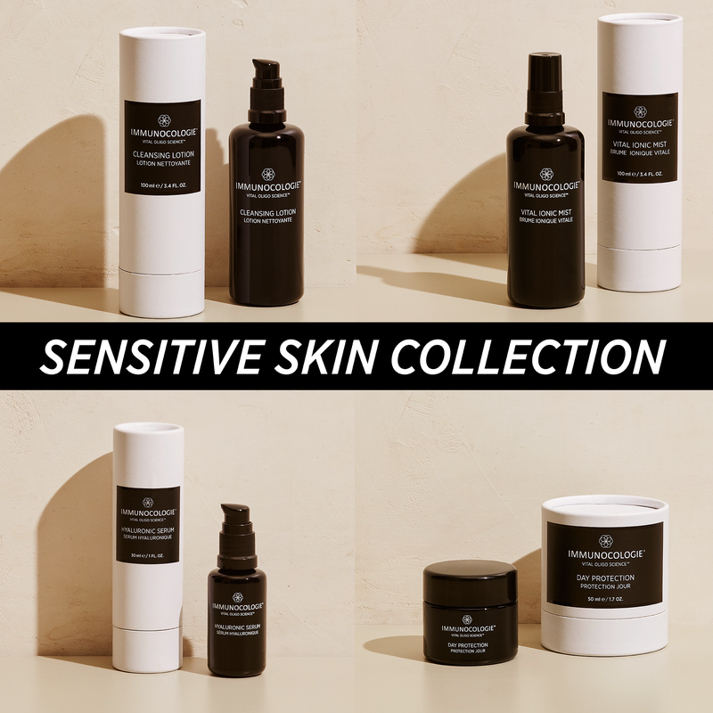 Sensitive Skin Collection - New York Look fashion retail style designer brands like Uma