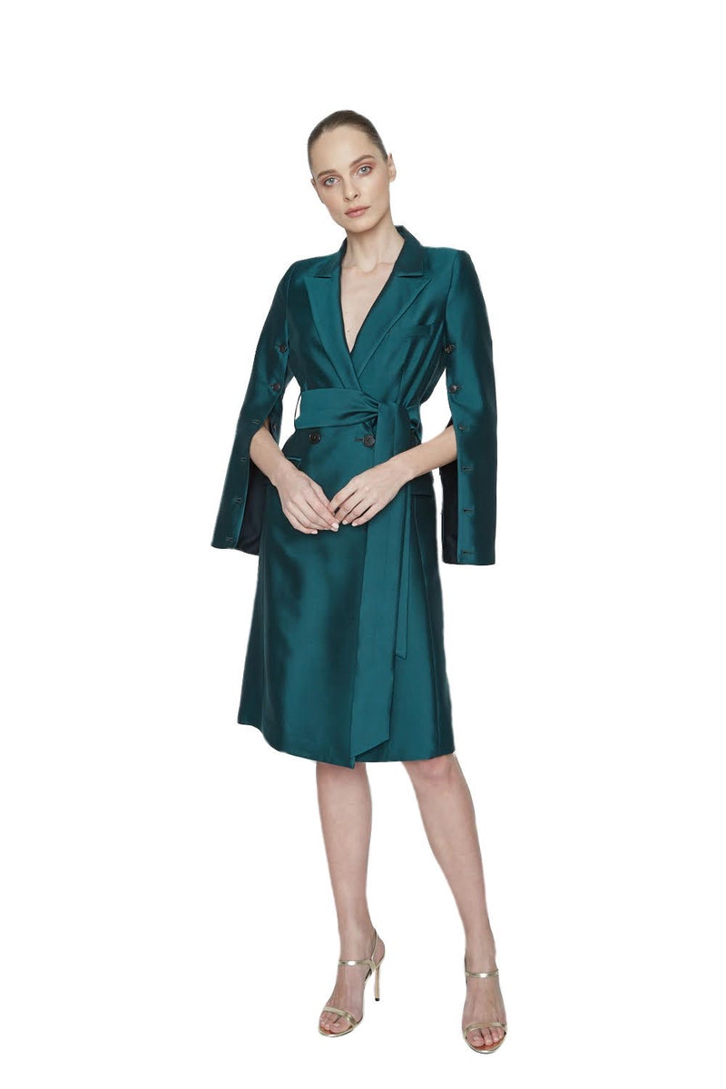 Stassi Coat Dress - New York Look fashion retail style designer brands like Uma