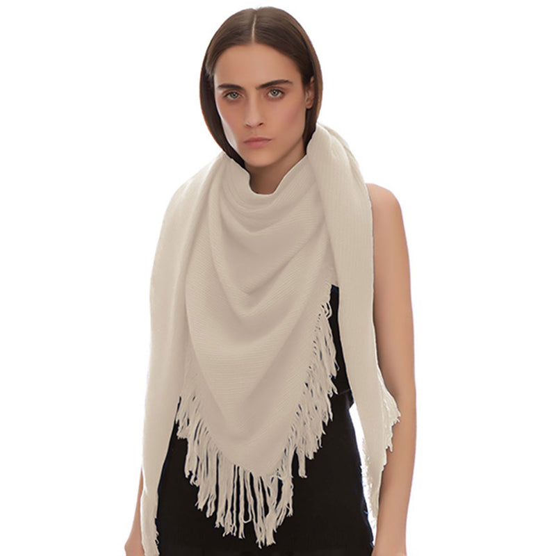 Trinity Scarf Net Weave - New York Look fashion retail style designer brands like Uma