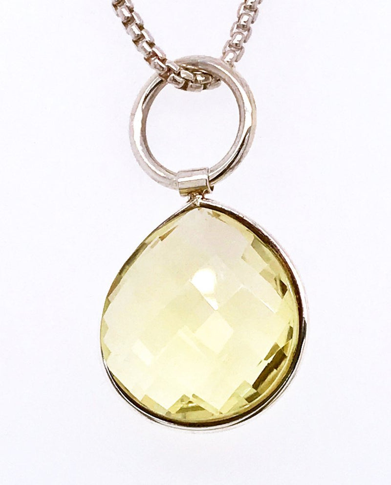 Amoret Lime Citrine - New York Look fashion retail style designer brands like Uma