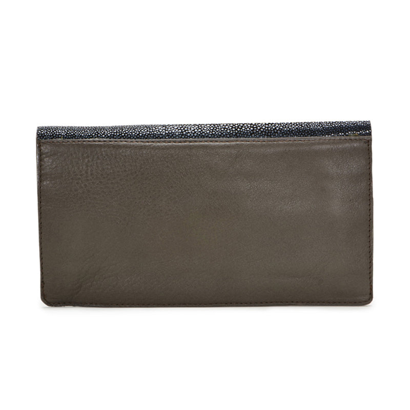 BEA Wallet-Stone/Black - New York Look fashion retail style designer brands like Uma