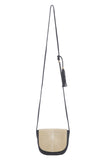 Renee Cross Body With Tassel-Black/ Putty - New York Look