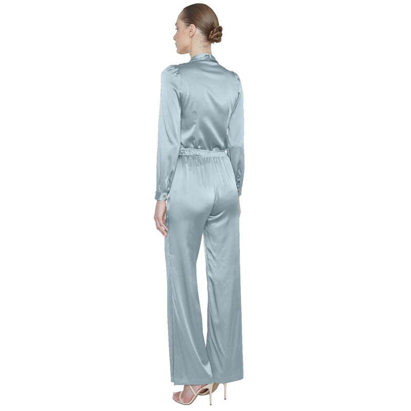 Arianna Reversible Silk Pant - New York Look fashion retail style designer brands like Uma